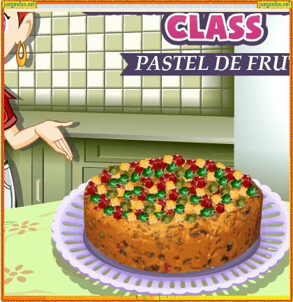 Cocina Con Sara Pastel De Frutas Juegosfun Net