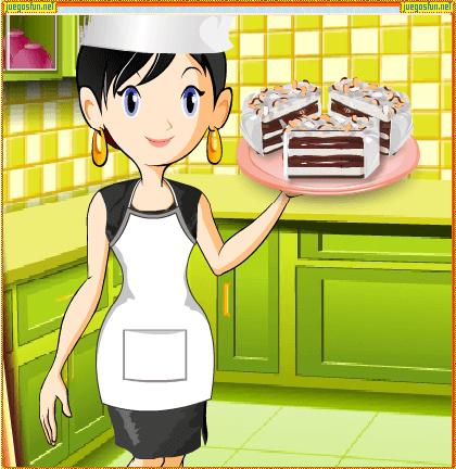 Cocina Con Sara Pastel De Helado Juegosfun Net