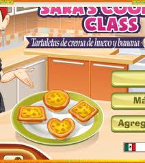 Cocina Con Sara Tartas | Cocina Con Sara Tartas De Platano Juegosfun Net