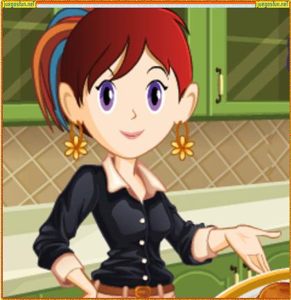 Todos Los Juegos De Cocinando Con Sara Juegosfun Net